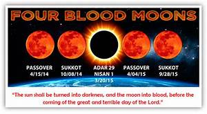 End-Time Prophecy Watch: April 15th Blood Moon Fact or ...