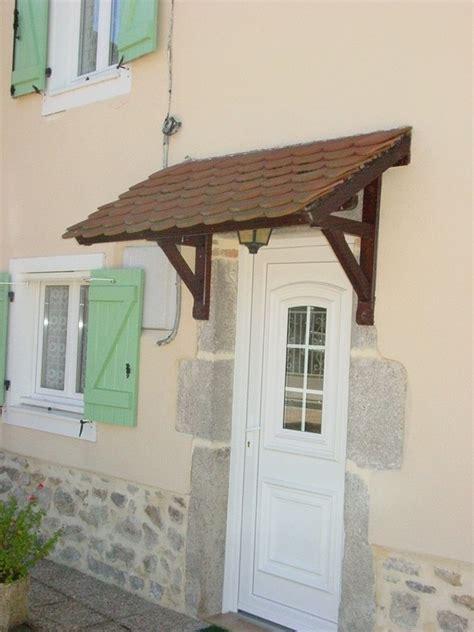 marquise pour porte entree auvent de porte d entree porte d entr 233 e portes menuiserie