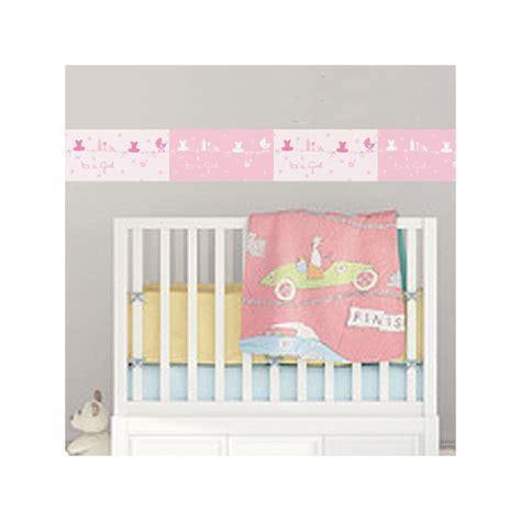 frise chambre bebe sticker frise adhésive pour chambre de bébé