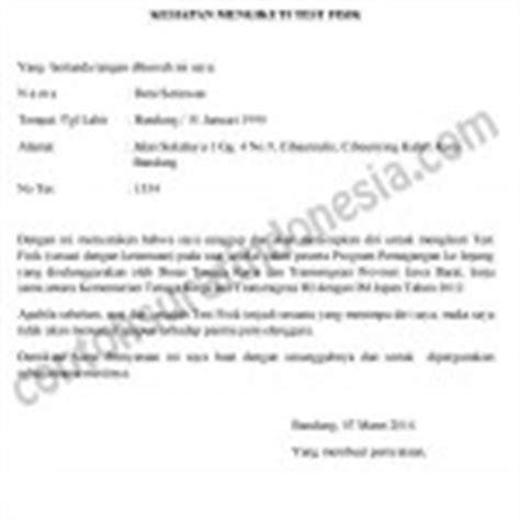 contoh surat kuasa instansi kepada perorangan contoh dyn