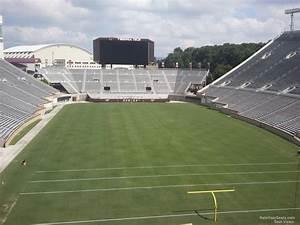 Lane Stadium Interactive Seating Chart Lane Stadium Section 406 Rateyourseats Com