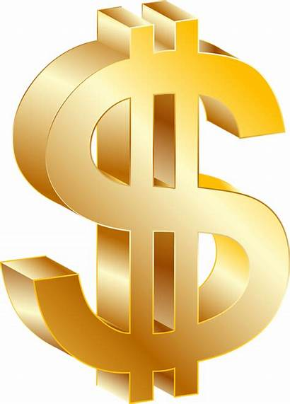 Dollar Transparent Symbol Currency Money Clipart United