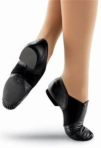 Split-Sole Slip-On Jazz Shoe | Capezio