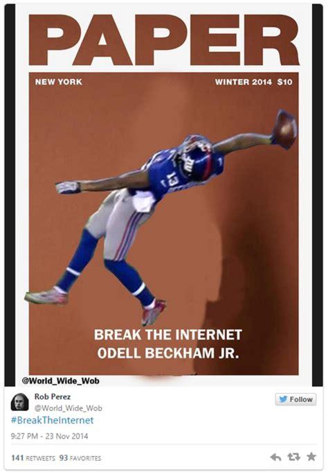 Odell Beckham Jr Memes - image 869539 odell beckham jr s catch know your meme