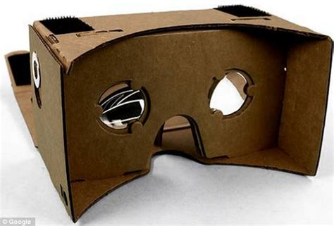 How To Make A Google Form Accessible To Everyone by Google Reveals Vr Headset Made Of Cardboard Daily Mail