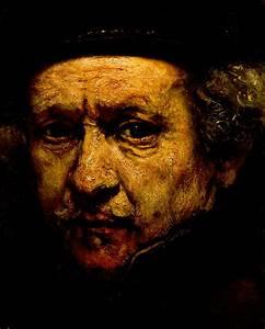 Рембрандту одно время приписывалось около 90 картин ...