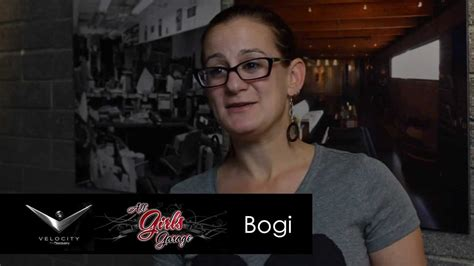 Bogi From All Girls Garage Talks About Beyer Drivelin E