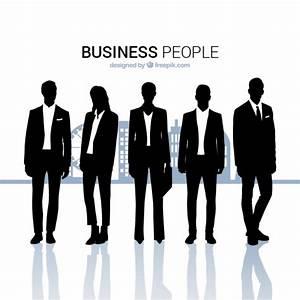 Business People Vectors   Free Vector Graphics   Everypixel