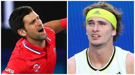 Ogni volta che è arrivato a questo punto ha sempre vinto il torneo (otto successi). Novak Djokovic vs Alexander Zverev: UK match time, how to ...