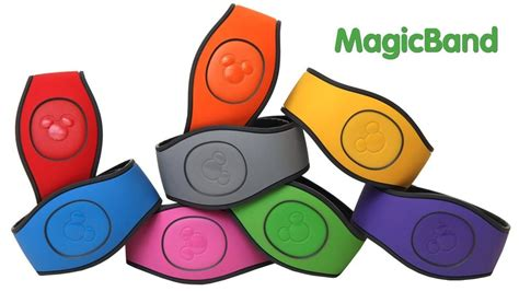 magic bands colors walt disney world magic band magicband new disney infinity