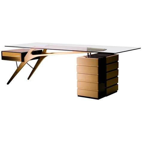 bureau cavour cavour desk by zanotta homage to carlo mollino at 1stdibs