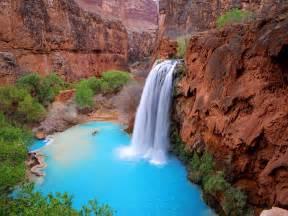 Havasu Falls Arizona Wallpapers Hd Wallpapers