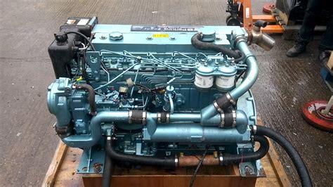 yr perkins mc hp marine diesel engine youtube