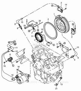 Robin  Subaru Eh65 Parts Diagram For Electric Device