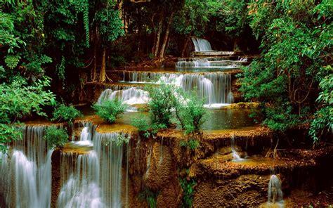 waterfall desktop wallpapers wallpaper cave