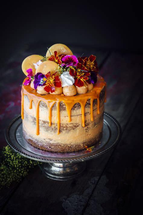orange  carrot cake sugar  al