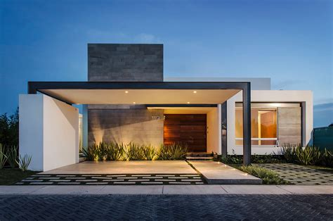 Ideas For New Kitchen - 10 modern one story house design ideas discover the current trends plans and facades