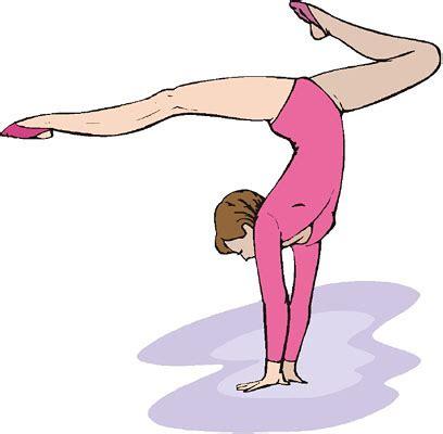 Gymnastics Clipart Gymnastics Clip