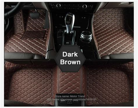 custom fit car floor mats  cadillac cts xts srx sls