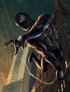 Black Spider-Man.............. … | Pinteres…