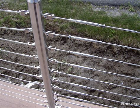 wire banister commercial cable railings trex commercial products