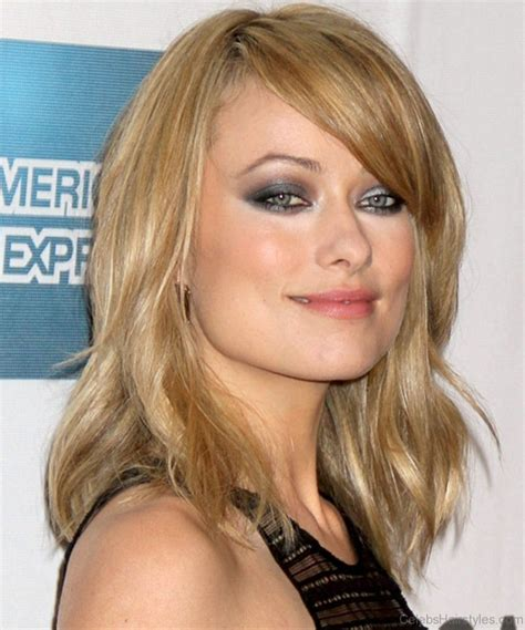 classic hairstyles  olivia wilde