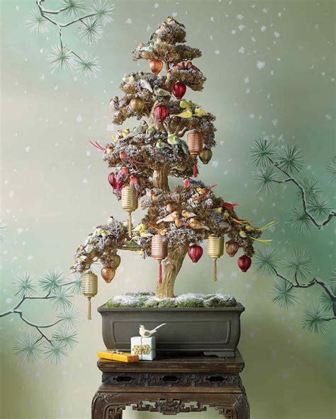 Tree Decorations Ideas 2013 by Asian Inspired Tree Martha Stewart