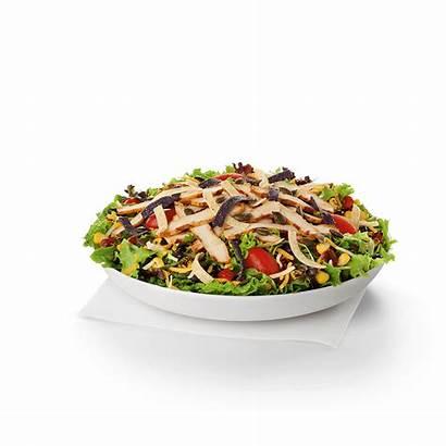 Salad Chicken Spicy Southwest Fil Chick Calories
