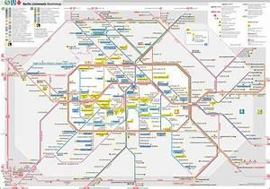 Berlin Bvg Plan : berlin quipe ses stations de metro du wi fi vivre berlin ~ Orissabook.com Haus und Dekorationen