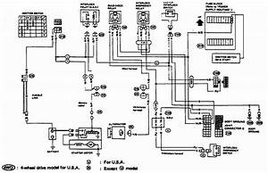 Nissan D21 Fuel Pump Wiring Diagram