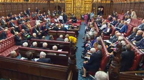 Government suffers two Brexit defeats in House of Lords ...