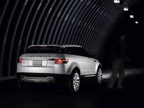 2008 Land Rover Lrx Concept Tunnel Rear Angle 1280x960
