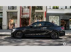 BMW M2 Coupé F87 16 April 2016 Autogespot