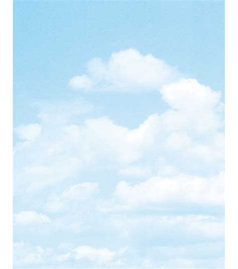 Clouds Poster Board 22x28
