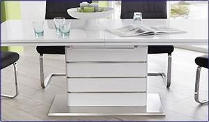Hochglanz Tisch Weiß : tisch wei hochglanz gebraucht hauptdesign ~ Frokenaadalensverden.com Haus und Dekorationen