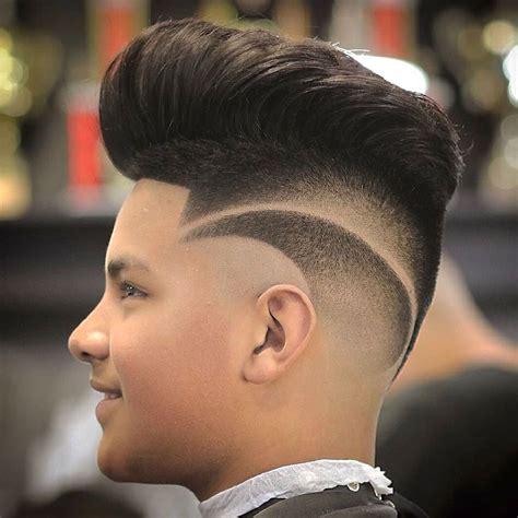 corte de cabelo masculino da moda  estilo moderno