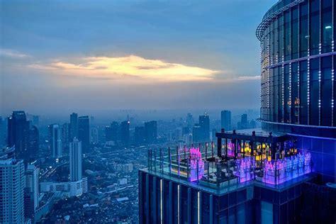 lotte cuisine jakarta dining henshin the highest restaurant in indonesia what 39 s jakarta