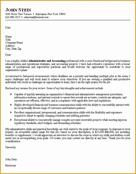 To Word Salary Requirements In A Cover Letter by 5 Salary Requirements Cover Letter Free Sles