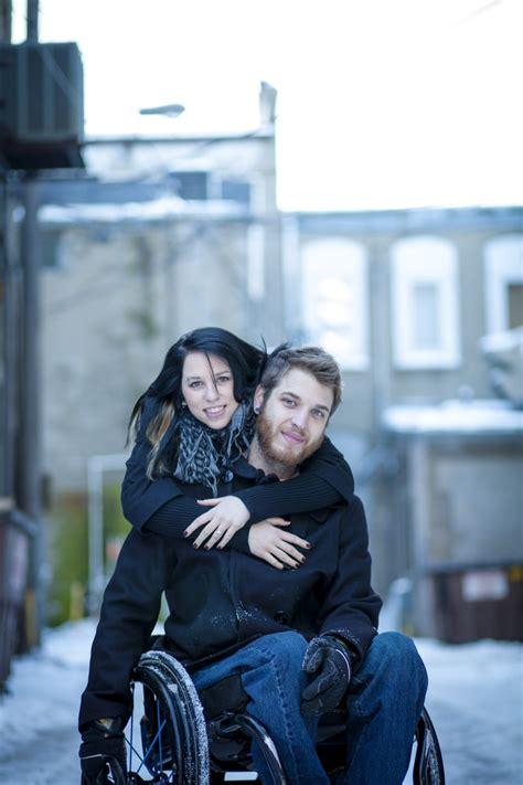wheelchair engagement amor especial pinterest cas