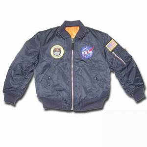 NASA Flight Jackets for Men - Pics about space