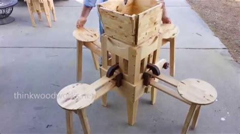 wow incredible folding table youtube