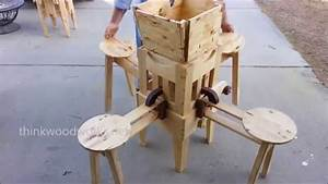 [VIDEO] Incredible! Instant Folding Table With CHairs