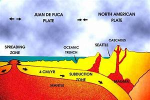 Seafloor Spreading    The Earth