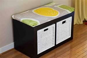 Small Shoe Storage Bench - Home Furniture Design