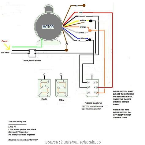 110v Wiring Diagram by Leeson Electric Motor Wiring Impremedia Net