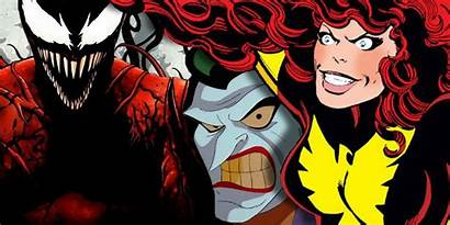 Joker Marvel Villains Carnage Crazier Than Cbr