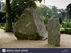 Jelling Rune Stones of King Harald Bluetooth and King Gorm ...