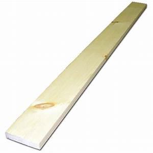 Planche De Bois Blanc : planche de pin blanc 2 po x 8 po x 4 pi bois naturel rona ~ Voncanada.com Idées de Décoration