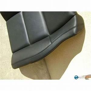 Banquette Cuir Noir : banquette arriere cuir noir peugeot 307 cc ~ Premium-room.com Idées de Décoration