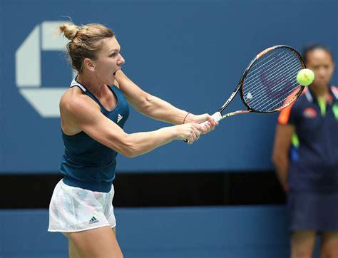 Simona Halep - live scores, results, fixtures - TennisLive.com
